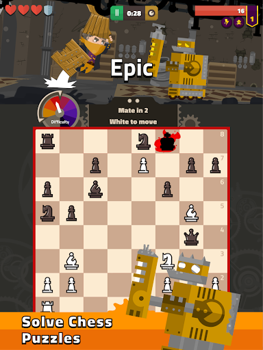 Chess Raiders - Step Up Your Chess Game  captures d'écran 6