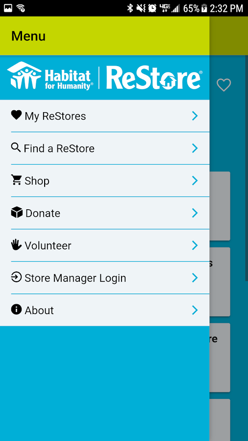 myReStore- screenshot