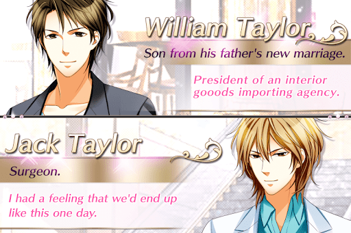 Secret In My Heart: Otome games dating sim - screenshot