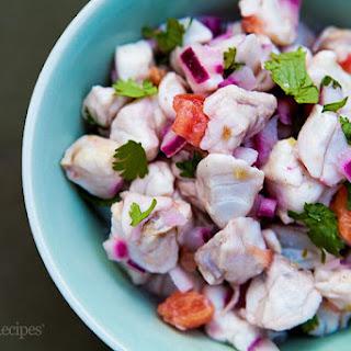 Rockfish Ceviche Recipes.