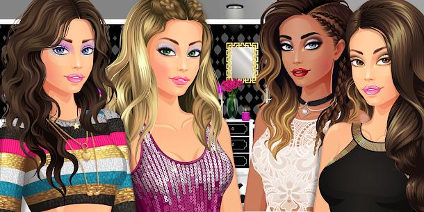 DRESS UP STAR:  Design Girls, Boys, Friends, Home! 1