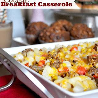 Classic Breakfast Casserole