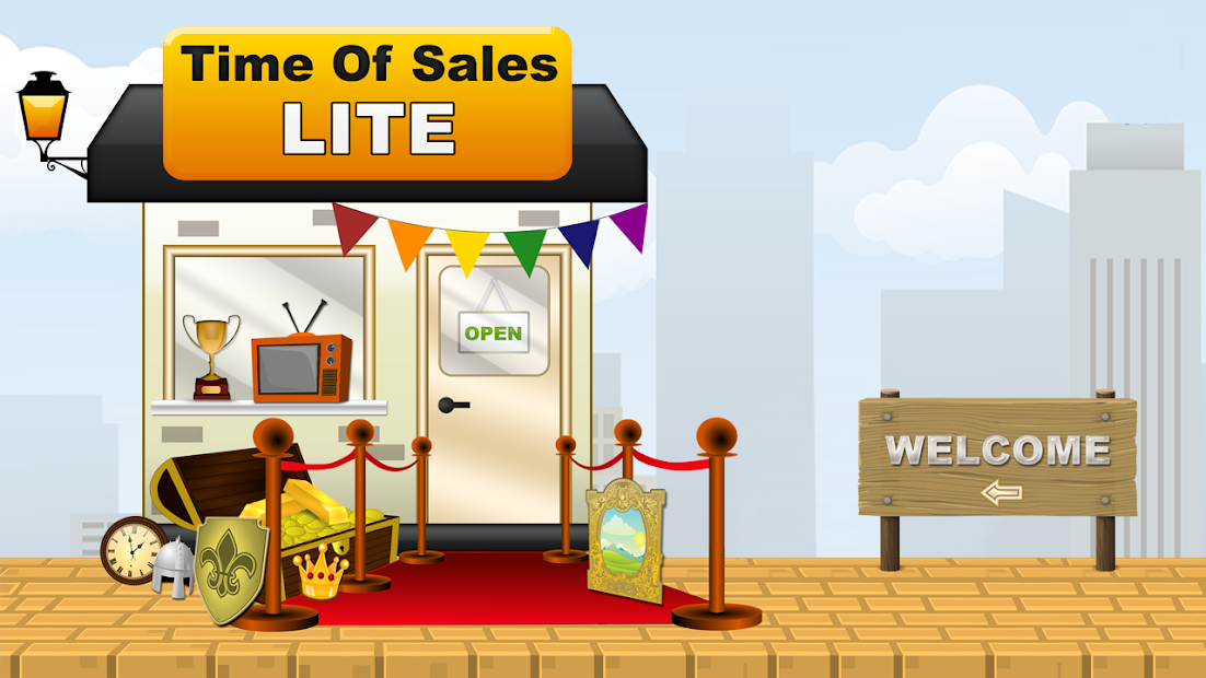 Time of Sales Lite