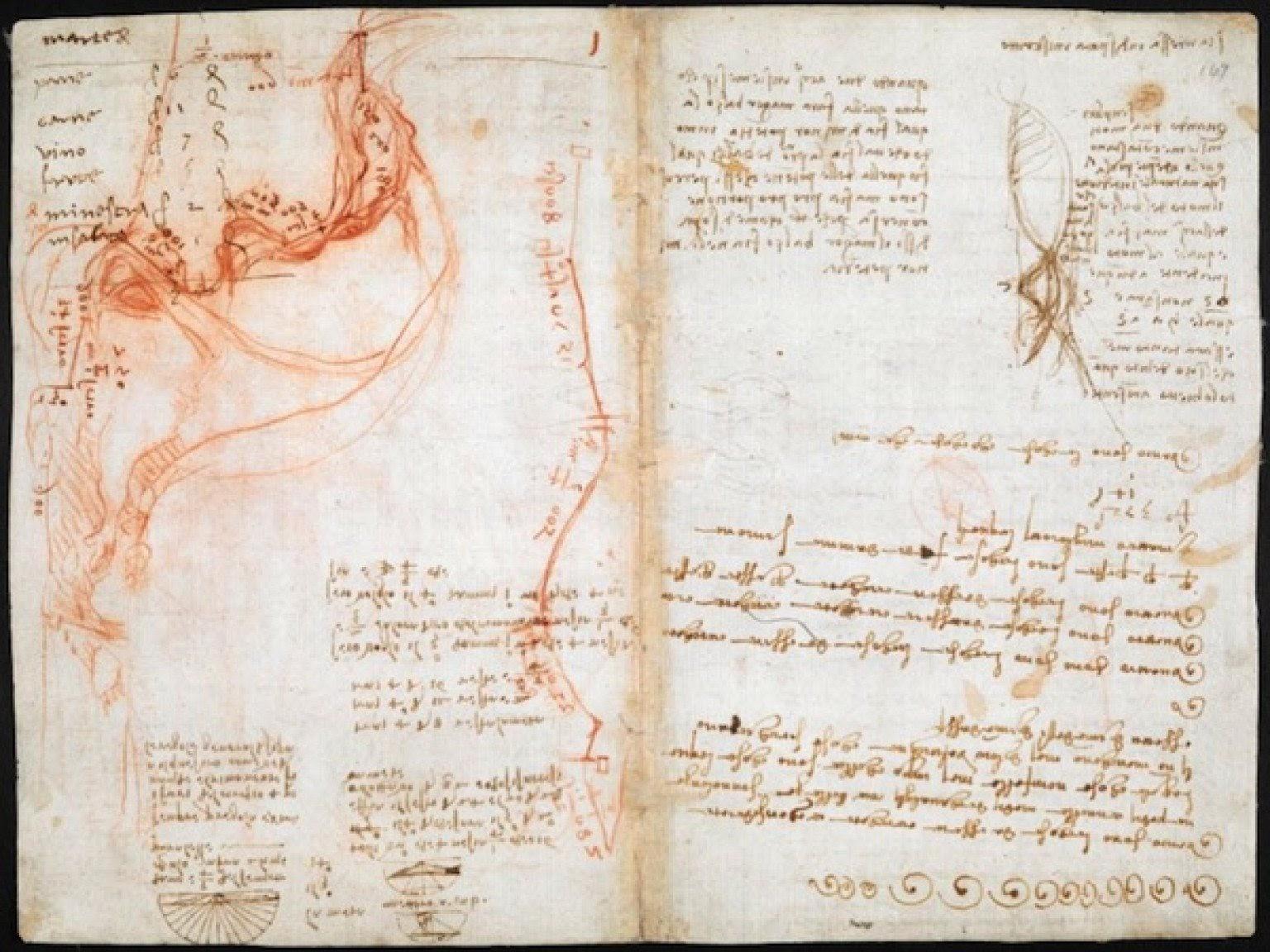El diario de Leonardo da Vinci ya está disponible en formato digital totalmente gratis