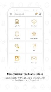 Jewelxy.com - B2B Gems & Jewellery Marketplace App - náhled