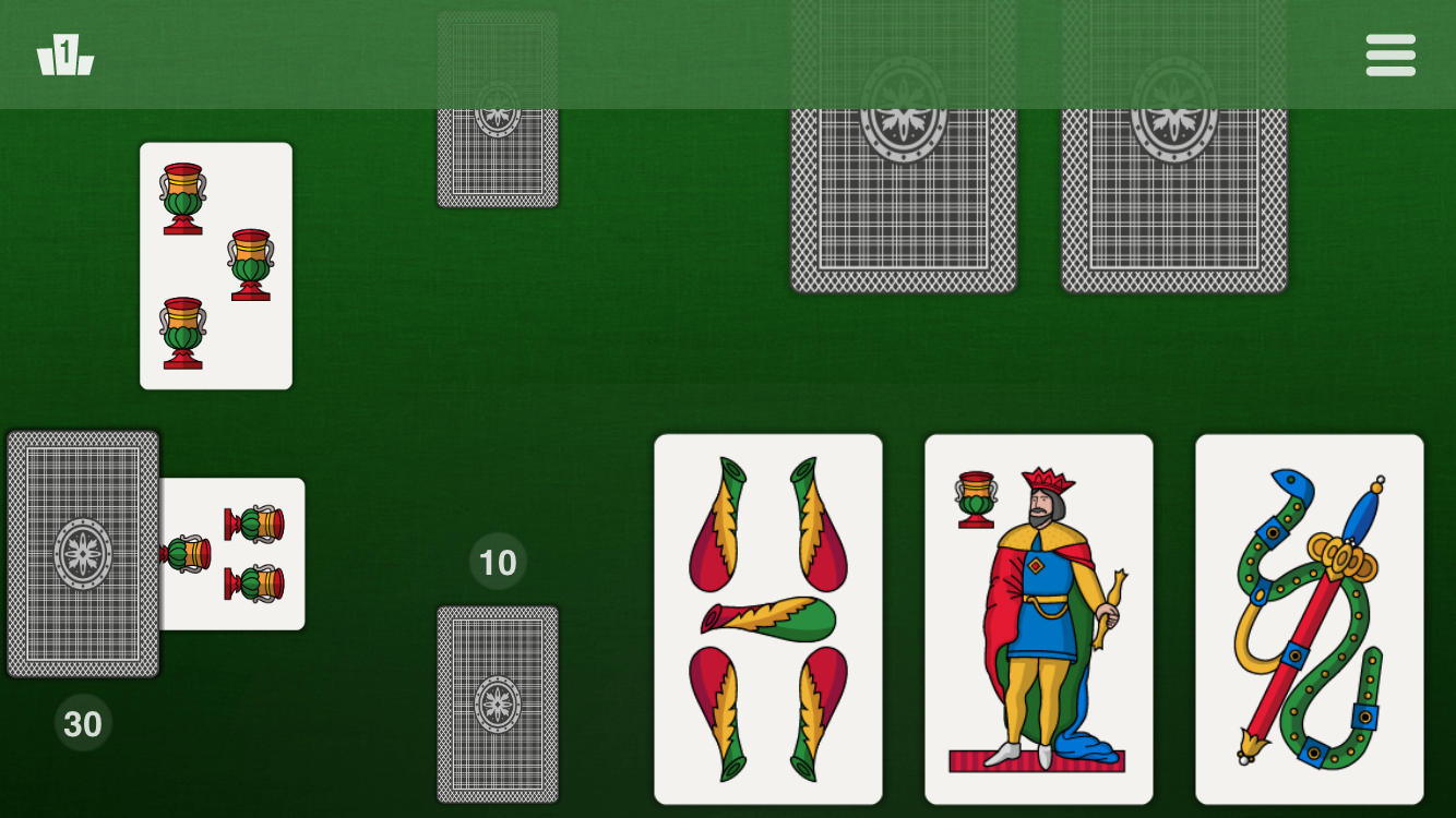 La Briscola-Classic Card Games- screenshot