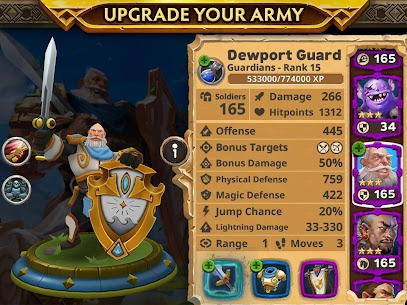 Warlords Of Aternum Mod Apk 1.18.0 (Unlimited Lives/Damage) 9