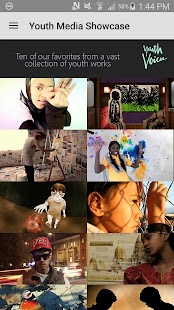 Adobe Youth Voices- screenshot thumbnail