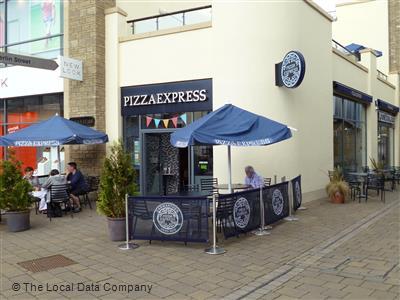 Pizzaexpress On St Catherine Street Restaurant Italian