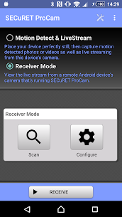 SECuRET ProCam 2.1.1 APK Mod Updated 2