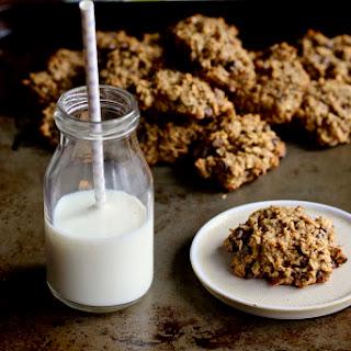 Banana Oat Breakfast Cookies.