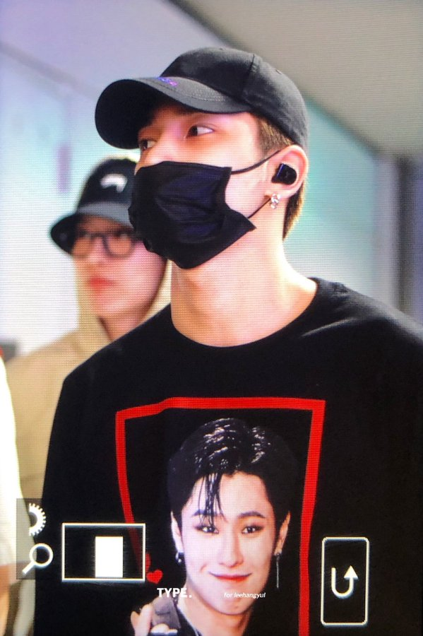 hangyul seungyoun shirt 2