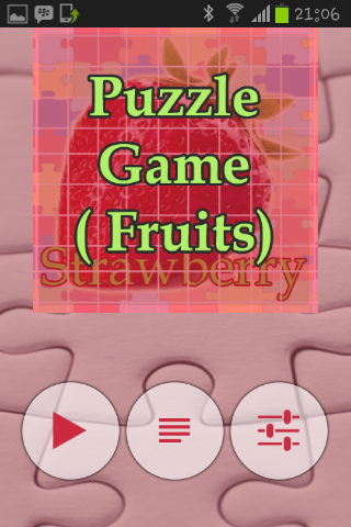 Puzzle Buah Game