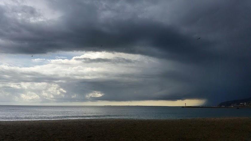 Continúa el aviso amarillo por lluvias y tormentas en la provincia