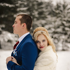 Wedding photographer Ekaterina Tarasova (tarasovakate). Photo of 19.02.2018