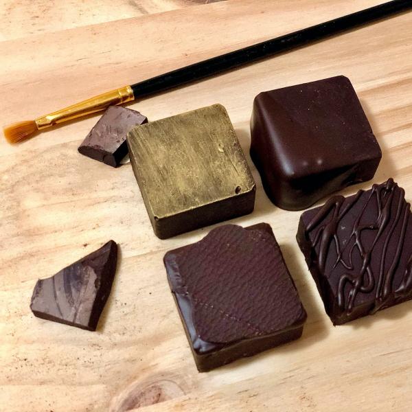 品品學堂-11月活動-生巧克力DIY體驗