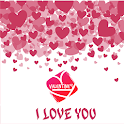 I Love You Valentine Wallpaper icon
