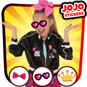 Jojo Dress up Siwa Photo Editor