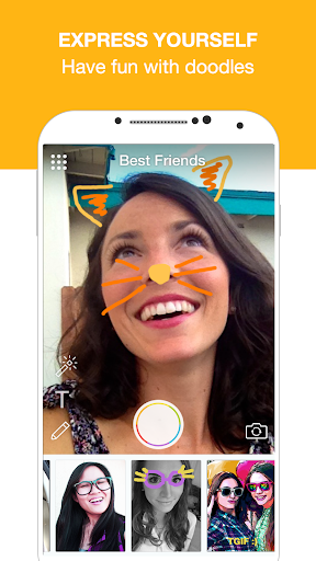 Push-to-Talk Video Chat screenshot 3