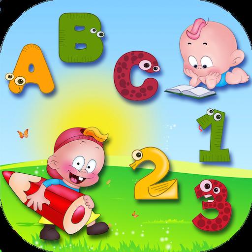 Kids Learn (ABC & 123)