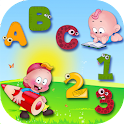 Kids Learn (ABC & 123) icon