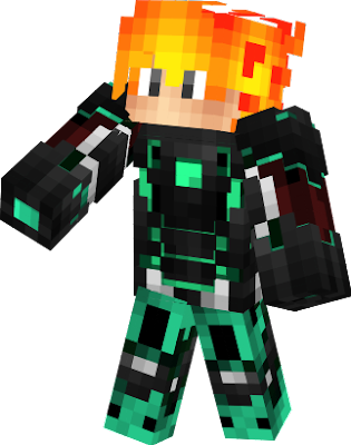 An awesome skin that no one can use besides me