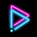 GoCut - Glowing Video Editor icon
