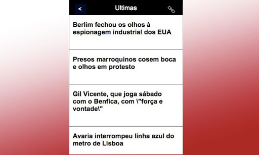 Ultimas Noticias Portugal