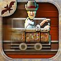 Minecart Jumper - Gold Rush Adventure icon