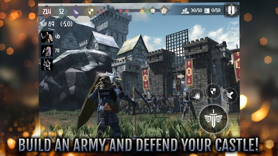 Heroes and Castles 2 1.01.06.0 MOD (Unlimited Money) 1
