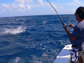 Photo: Arthur sailto, vertical fishing Cancun, Sportfishing Isla Mujeres and sailfishing on the Grand Slam