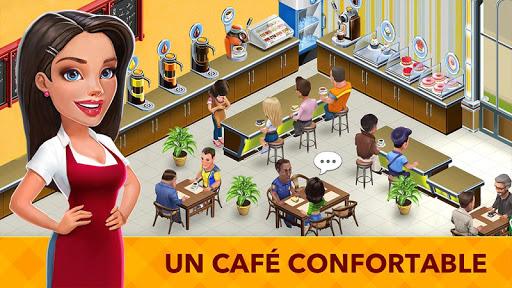 Mon café : recettes et histoires - Jeu Restaurant  captures d'écran 1