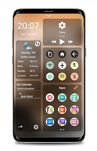 Shortcut Tool Control Floating Bar apk download 3