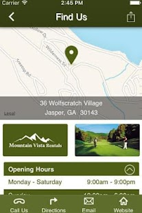 Mountain Vista Rentals- screenshot thumbnail