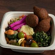 Kibbeh Salad Bowl