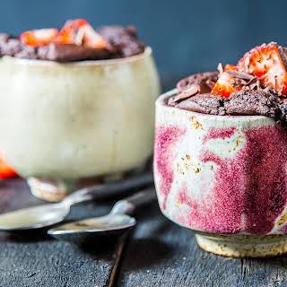 Microwave Brownie In A Mug.