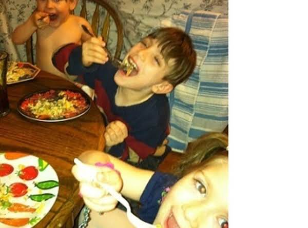 Noel's ...  Not Your Granny's Tuna Casserole ! Recipe