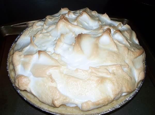 Mom's Easy Lemon Meringue Pies Recipe
