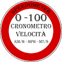 Cronometro velocità icon