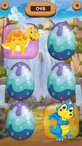 Memory game - Dinosaur matching 1,002 screenshots 1