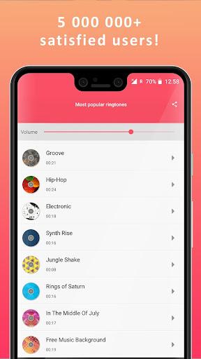 most popular ringtones - best ringtones 2019 screenshot 1