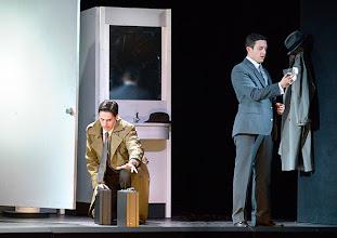 Photo: Wiener Kammeroper/ Theater an der Wien: RINALDO. Inszenierung Christiane Lutz. Premiere 4.12.2014. Vladimir Greenhalgh und Jake Arditti. Foto-Copyright: Barbara Zeininger