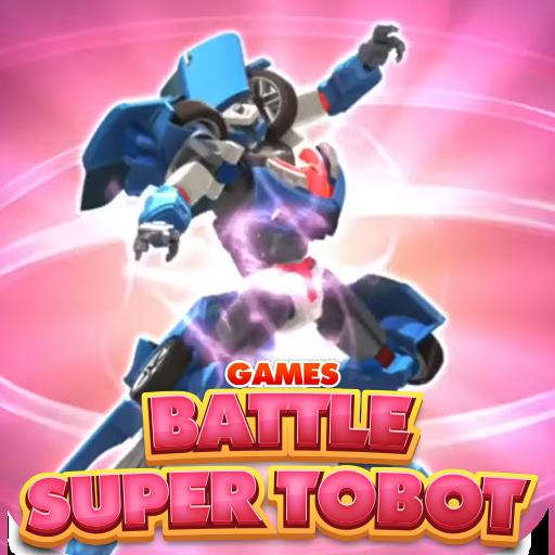 Super Tobot Battle Games