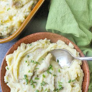 Paleo Whole30 Mashed Potatoes.