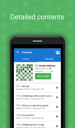 Chess School for Beginners  screenshots 5
