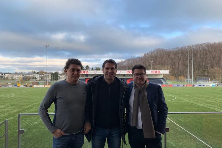 Le RFC Liège enregistre l'arrivée d'un nouveau défenseur central