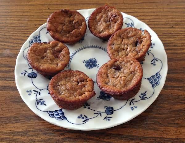 Peanut Butter Banana Blender Mini Muffins Recipe