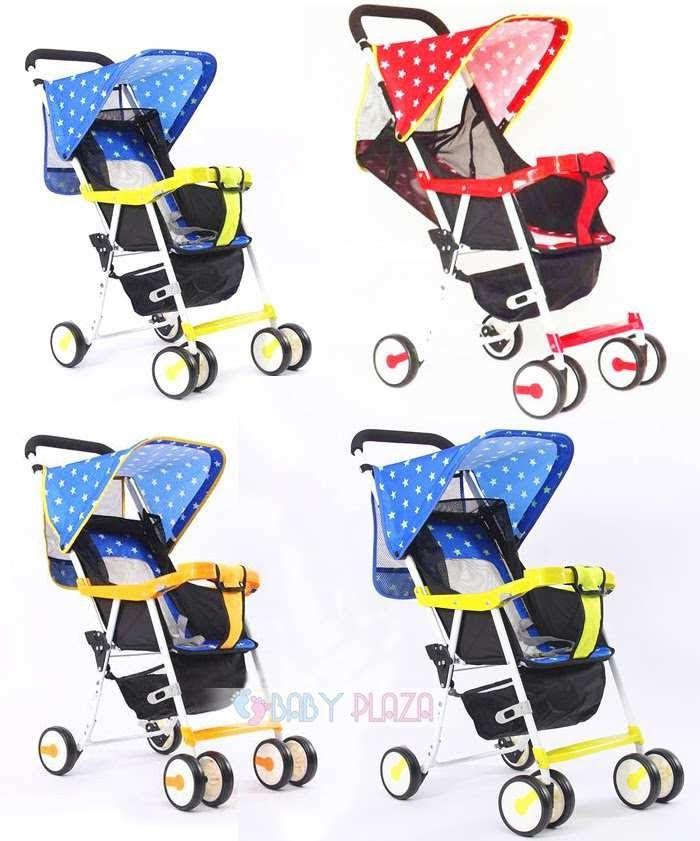 Xe đẩy trẻ em Seebaby QQ2, Seebaby QQ2