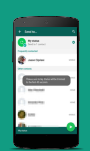New WhatsApp Status Guide for PC