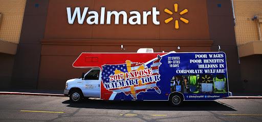 Walmart y biometría